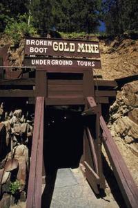 Hur får man guld ur stenar