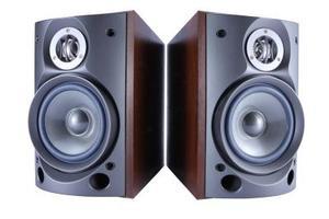 Koppla in flera högtalare