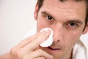 Hemgjord nasal remsor