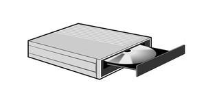 Hur konvertera en intern DVD-enhet till en extern IDE med en USB-kabel