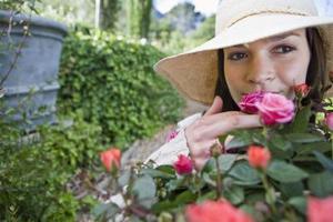 Blommor att plantera delvis skugga