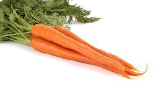 Mest hälsosamt sätt att äta morötter