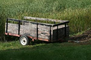 Hur man sätter spel sidor på en flatbädd släpvagn