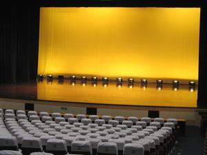 Arbetsbeskrivning för företaget manager för en teater