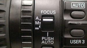 Professionella videokameror tekniker
