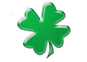 Lucky irländska gåvor