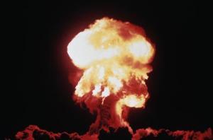 Miljöeffekter av atombomben