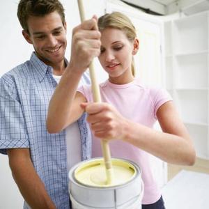Hur att späda oljebaserad färg