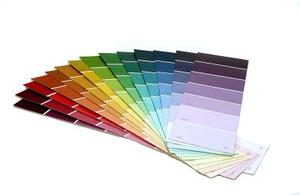 Vilka färger ser bra ut när svamp målning?