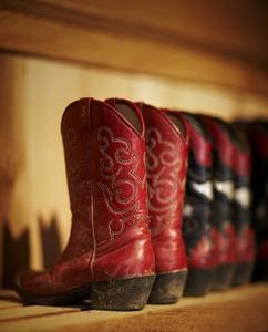 Hur man gör en tårta formad som en cowboy boot