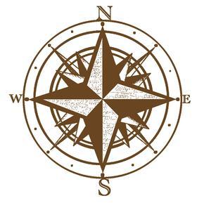 Hur man läser en karta kompass