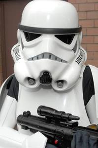 Hur man gör en Stormtrooper hjälm