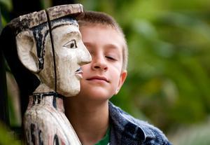 Hur du använder visuella stöd för barn med Autism
