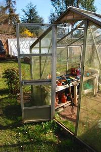 Hur man bygger ett växthus med gamla fönster
