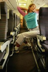 Hur man kan förebygga djup ventrombos när du flyger