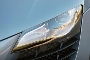Hur du ändrar en ' 04 Audi A4 strålkastare