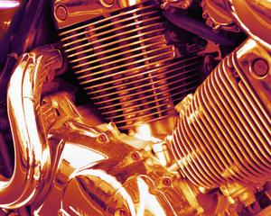 GM Marine Engine specifikationer