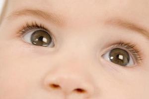 Hur man beräkna sannolikheten att en bebis ögonfärg
