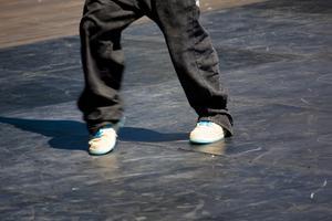 Hur man dansar till Hip Hop & Rap