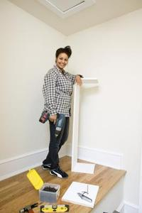 Hur att dekorera en mycket liten en lägenhet på en Budget