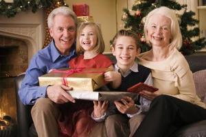Hemmagjorda julklappar för mor-och farföräldrar