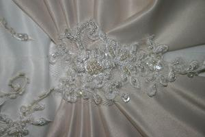 1950-talet stil bröllopsklänningar