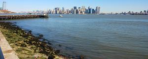Transatlantiska kryssningar från New York till Southampton, England