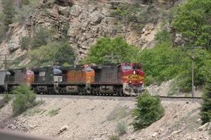 Tåg hantverk för barn