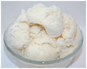 Hur man gör hemgjord glass med splenda