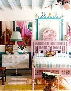 Tonårig flicka sovrum stilar
