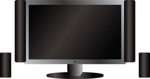 Hur du ansluter en bärbar dator till en HDTV TV