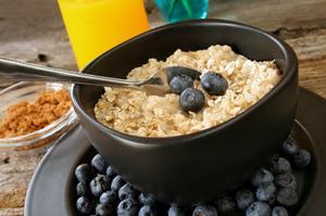 Kost inför koloskopi