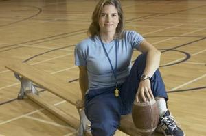 Vad ska jag bli idrottslärare?