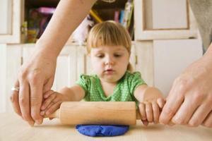 Hur man beskriver en 3D konst verksamhet för barn