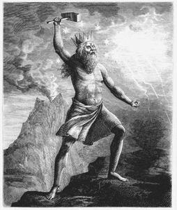 Ebenholts kön gudinna