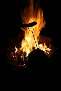 Hur man bygger en tegel rökare BBQ grop