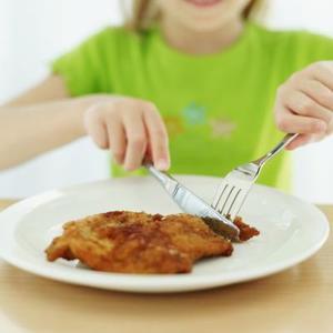 Hur man undervisar skolan barnen bra mat seder