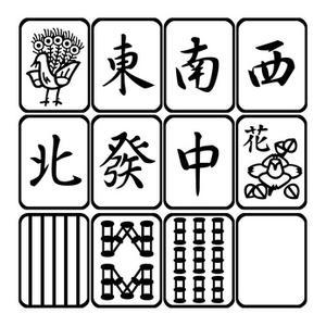 Steg för steg-anvisningar för Mahjong