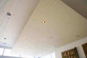 Hur man installerar infälld taklampor