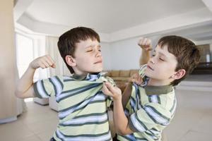 Hur att bryta upp barn kämpar