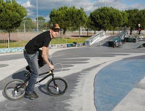 Hur man cykla BMX
