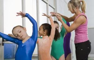 Dans-Body för barn