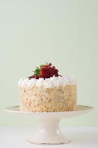 Hur att dekorera en tårta Display