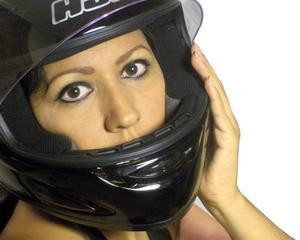 Hur man installerar ansiktsmask på CL-Max hjälm