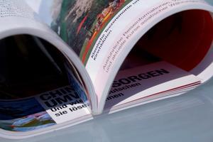 Hur man skapar en tidning täcke gratis