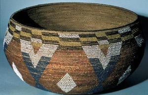 Viktiga artefakter i den indiska stammen Hupa