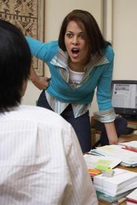 Hur man handskas med en respektlös & skrikande medarbetare