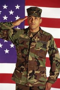 Hur man målar armén kamouflage