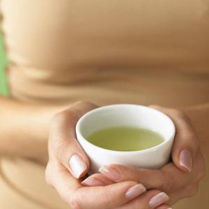 Är grönt te bra för växter?