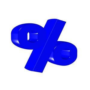 Hur man beräknar procent skillnaden mellan två tal